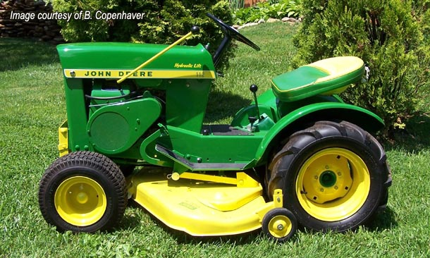 john deere 112 garden tractor this page is dedicated to all things rh gardentractorparts net Cub Cadet Mower Belt Diagram Cub Cadet Mower Belt Diagram